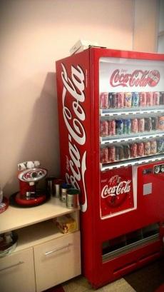 OPI si Coca Cola