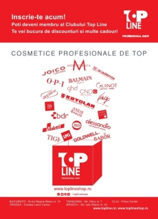 Enter the Top Line Shop Club!