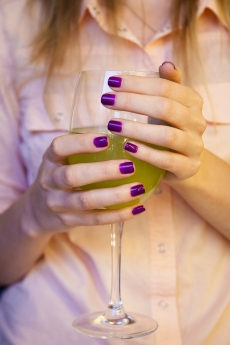 OPI Neon in Beauty District