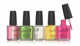 CND launched Vinylux