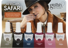 Seminar GELISH Soak-off & Morgan Taylor