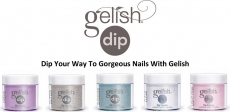 SEMINAR Gelish Dip Design